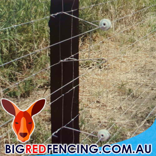 Electric Fence Offset Insulators
