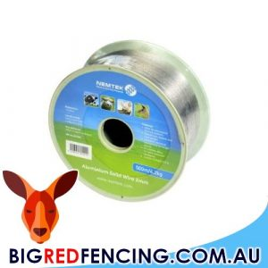Electric Fence Plain Wire