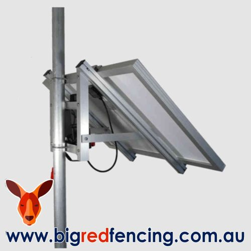 Solar Panel Charging Kits for Electric Fence Energisers