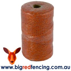 JVA 200 metre roll of electric fence poly wire SP014