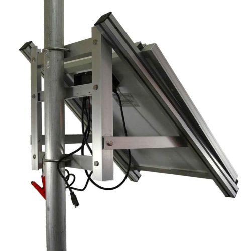 JVA 50W Solar Bundle (excludes Energizer PTE2271