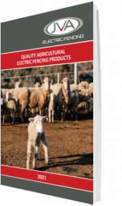 JVA Agricultural Electric Fencing Products PDF