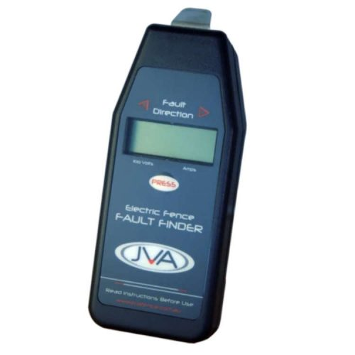 JVA ELECTRIC FENCE TESTER AND FAULT FINDER front