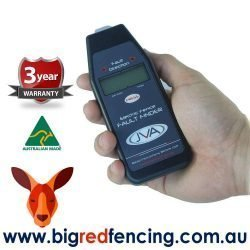 JVA ELECTRIC FENCE TESTER AND FAULT FINDER