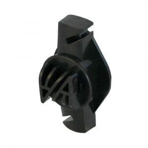 JVA Electric Fence Wood Post nail on Claw Insulator N-N673E Bag of 25