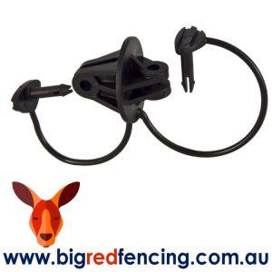 JVA Star Picket Pin Lock Insulator SP001