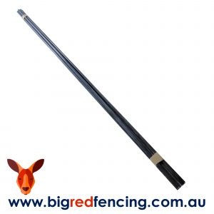 JVA fibreglass post for garden pet electric fences N-FID001