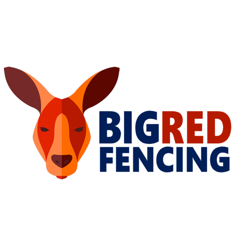 BIG RED ELECTRIC FENCING LOGO