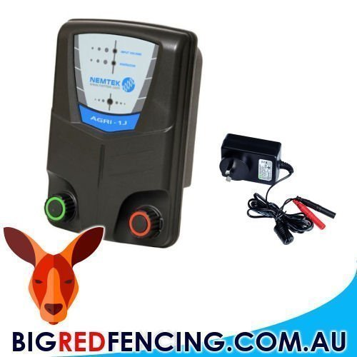 Mains Powered Electric Fence Energisers