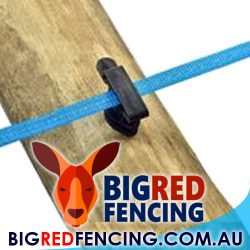 Electric Fence Insulators For Wooden Posts