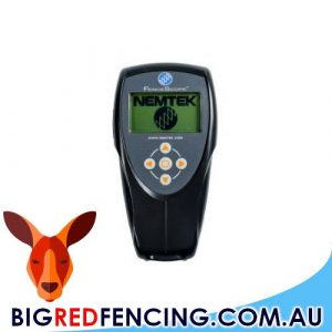 NEMTEK FENCE SCOPE ELECTRIC FENCE TESTER AND FAULT FINDING TOOL