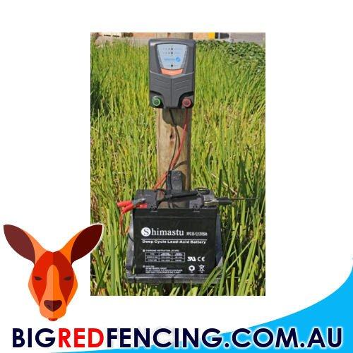 Nemtek Pet 3 - 3km Mains or Battery Powered Energiser 2
