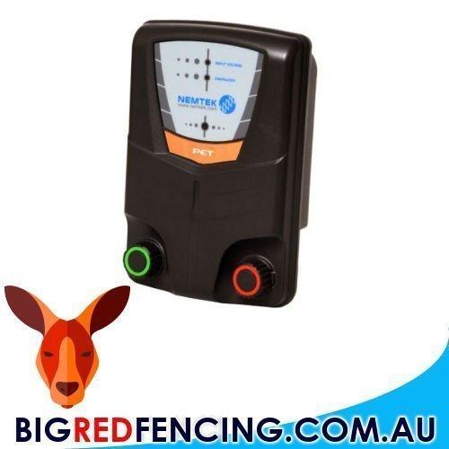 Nemtek Pet 3 - 3km Mains or Battery Powered Energiser 1