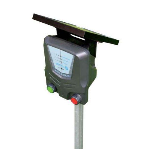 Nemtek Agri 3 - 3km Solar Powered Electric Fence Energiser MPN AE-SB003