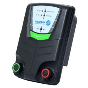 Nemtek Agri 5 - 5km Mains or Battery Powered Energizer MPN AE-A005J