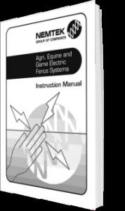 Nemtek Agri Equine Pet and Game Electric Fence Instruction Manual PDF