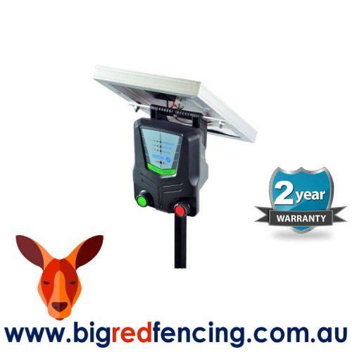 Nemtek Agri Solar 10km Solar Electric Fence Energiser AE-S010