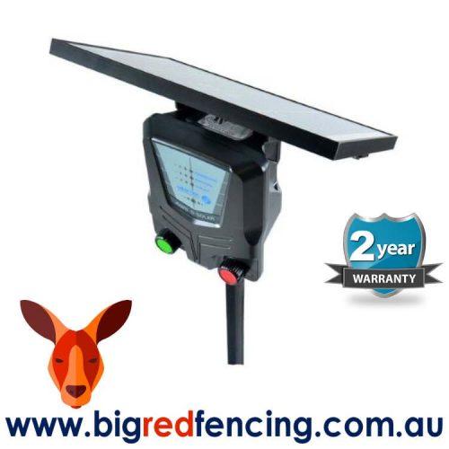 Nemtek Agri Solar 5km Solar Electric Fence Energiser AE-SB005 top