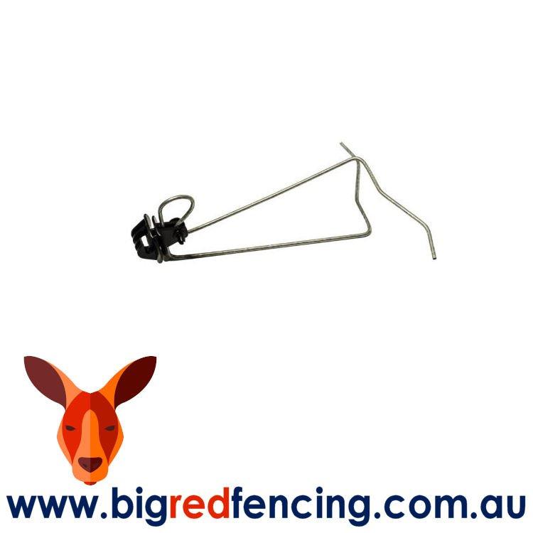 Nemtek Electric Fence Outrigger Bracket With Picket Insulator AA-OUTRIGGER230 AA-OUTRIGGER340