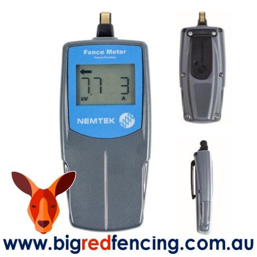 Nemtek Electric Fence Tester and Volt Meter TL-FM