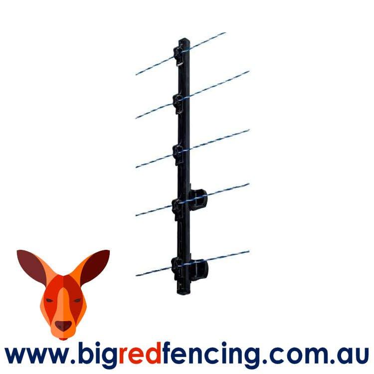 Nemtek Electric Fence and Wall Top 5 Wire Bracket AA-MOD5W