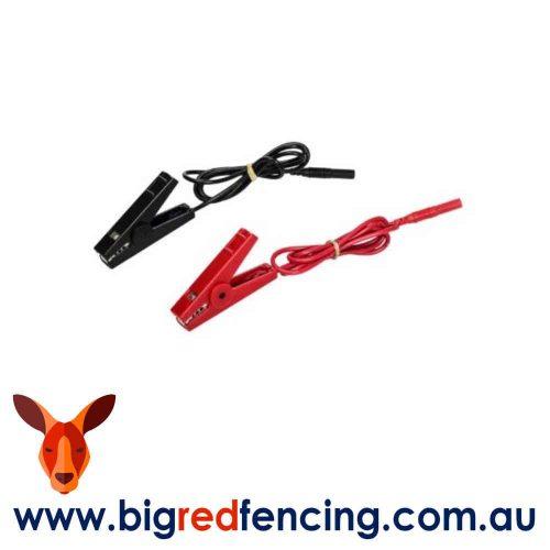 Nemtek Energizer Connector Clips AEE-CL-BR Black and Red