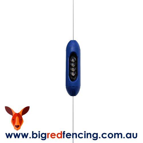Nemtek Fence Warning Light - Timed Flasher for electric fence SR-FL-TL-SS alert