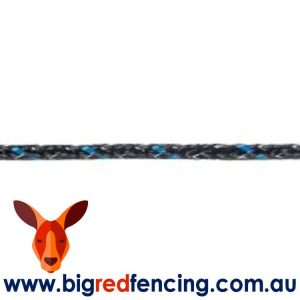 Nemtek electric fence Poly Tape Mix10 - 40mm x 200m roll- AW-PTMX40MM-200 close up