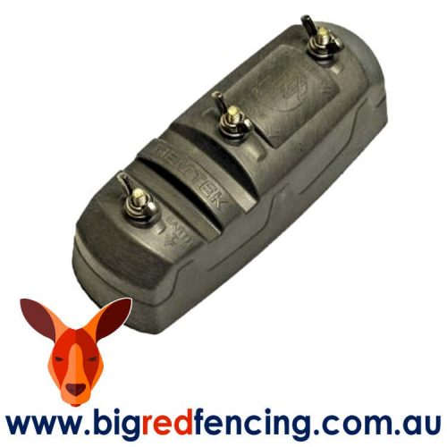Nemtek Single pole lightning protection for electric fences EA-LID