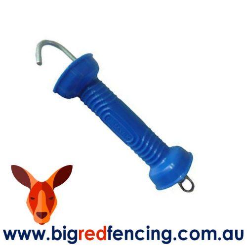 Nemtek electric fence gate handle with spring EA-GH-B