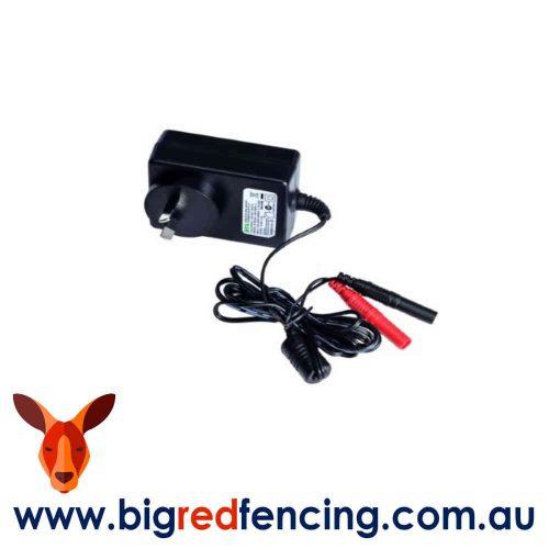Nemtek energiser mains battery adaptor AEE-A-CHR-AU