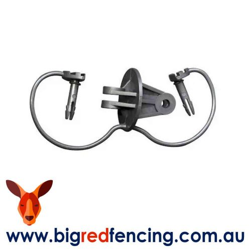 Protect Fencing Electric Fence Australia Star Picket Pinlock Insulator