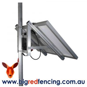 Electric Fence Solar Panel Charging Kits