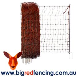 THUNDERBIRD ELECTRIC FENCE POULTRY SHEEP AND GOAT NETTING