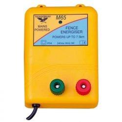 THUNDERBIRD M65 7.5KM MAINS POWERED ELECTRIC FENCE ENERGISER M-65