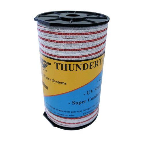 Thunderbird Thundertape Electric Fence Poly Tape EF-48