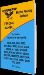 Thunderbird Universal Electric Fence Energiser Set Up Instructions