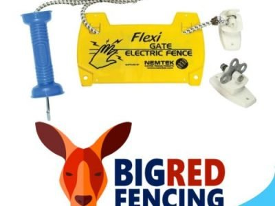 How to choose what gate parts to use for your electric fence