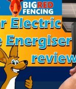 Nemtek solar electric fence energiser reviews Australia
